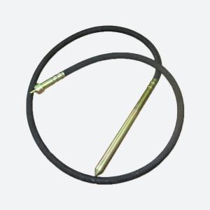 Гибкий вал (3 м) с булавой для глубинного вибратора (диаметр 38 мм)