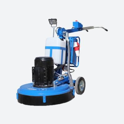 Мозаично-шлифовальная машина по бетону GPM-750