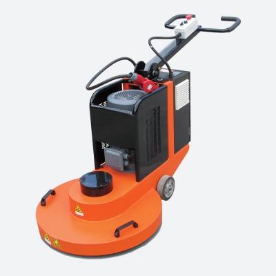 Полировальная машина SBM-700E для промышленных бетонных полов