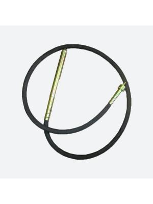Булава для глубинного вибратора (диаметр 29 мм), вал длиной 3 м