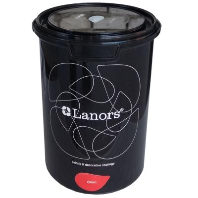 Декоративная лазурь Lanors Orion Silver, 1 кг (серебро)