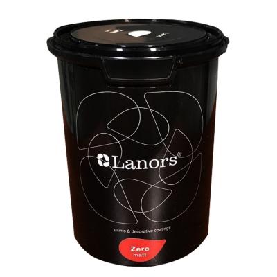 Декоративный воск для венецианской штукатурки Lanors Zero Matt, 0,8 кг (полуматовый)