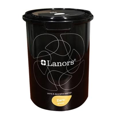 Декоративный воск для венецианских штукатурок Lanors Zero Gloss, 0,8 кг (глянцевый)