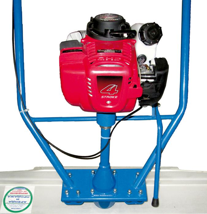 Двигатель  Honda для виброрейки бензиновой  РВ-01Д, фото, картинка
