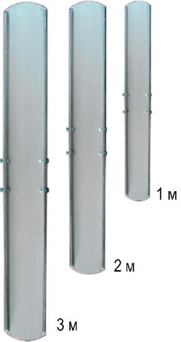 Фото, картинка Лезвия для гладилки для бетона канальной ГК от Спектрум