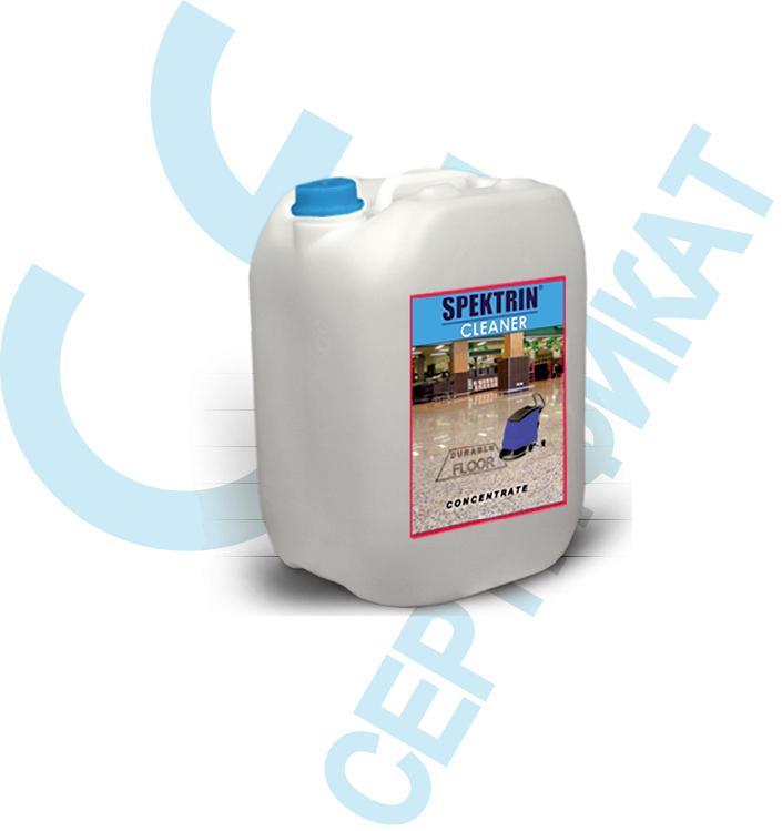 Очиститель SPEKTRIN CLEANER для бетона, купить в Спектрум