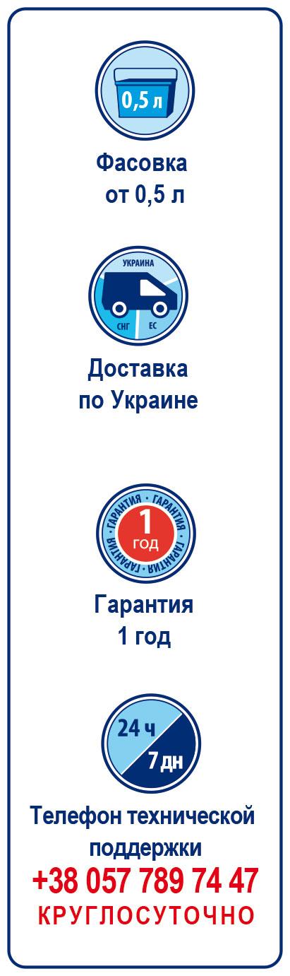 Spektrum nash service dlya shpaklevki finishnoj Bostik Lattspackel Fin LF