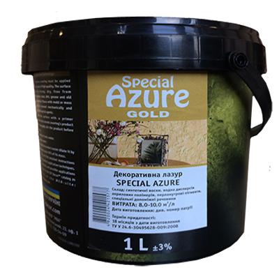 Lak dlya decorativnoj shtukaturki Special Azure ot ElfDecor, kupit v Spektrum