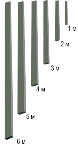 Фото, картинка Лезвия для гладилки скребковой для бетона ГС от Спектрум, гладилки строительной